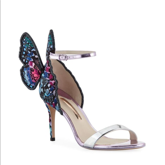 2c2011107b6 Sophie Webster Chiara embroidery sandal NWT